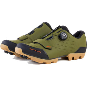 Bontrager Foray Mountain Shoes Herre olive grey